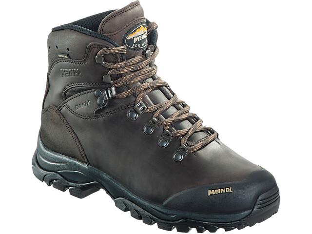 Meindl Kansas GTX Shoes Herre dark brown